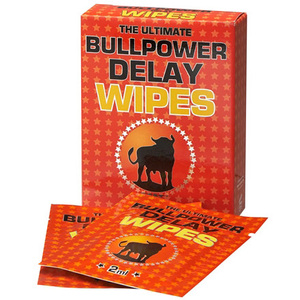 Bull Power Delay wipe 1 stk.