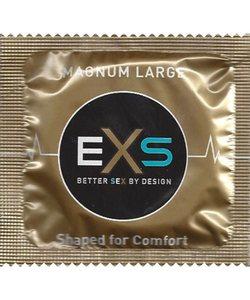 10 stk. EXS - Magnum kondomer