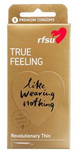 8 stk. RFSU True Feeling Kondomer