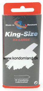 10 stk. WORLDS BEST - King-Size kondomer